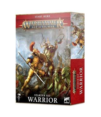 Age of Sigmar Pre-order: Age of Sigmar Warrior Starter Set