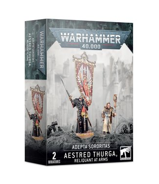 Warhammer 40.000 Aestred Thurga, Reliquant at Arms