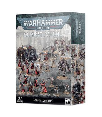 Warhammer 40.000 Combat Patrol: Adepta Sororitas