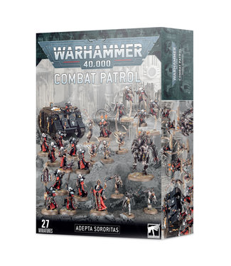 Warhammer 40.000 Pre-order: Combat Patrol: Adepta Sororitas