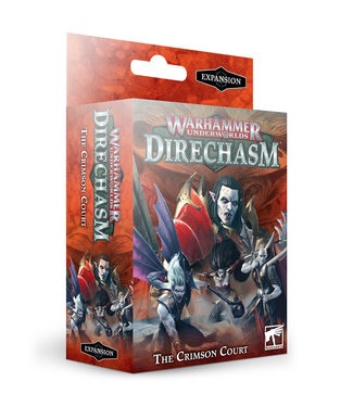 Warhammer Underworlds Warhammer Underworlds: Direchasm – The Crimson Court