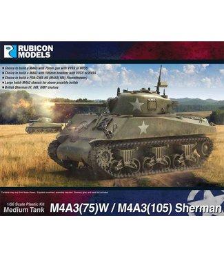 Rubicon Models M4A3(75)W / M4A3(105)