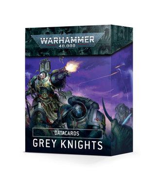 Warhammer 40.000 Datacards: Grey Knights