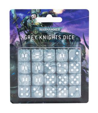 Warhammer 40.000 Grey Knights Dice