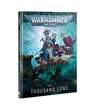 Warhammer 40.000 Codex: Thousand Sons