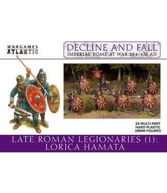 Wargames Atlantic Late Roman Legionaries (1): Lorica Hamata