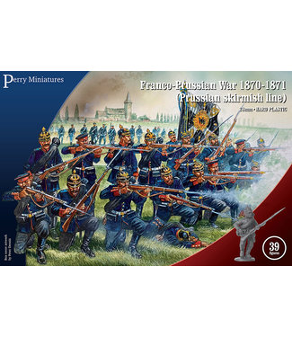Perry Miniatures Prussian Infantry skirmishing