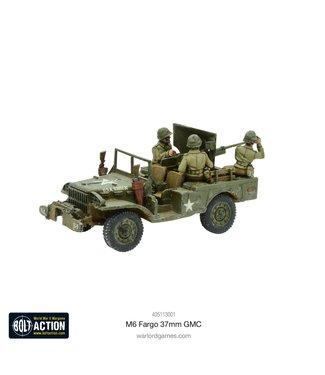 Bolt Action M6 Fargo 37mm GMC