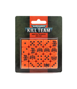 Kill Team Kill Team: Adeptus Astartes Dice Set