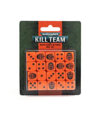 Kill Team Kill Team: Death Korps of Krieg Dice Set