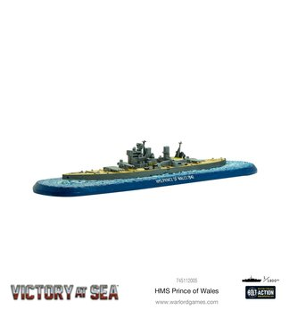 Victory at Sea HMS Prince of Wales