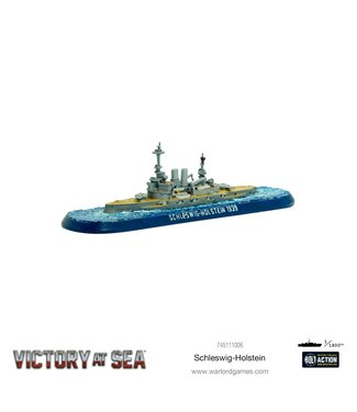 Victory at Sea Pre-order: Schleswig-Holstein