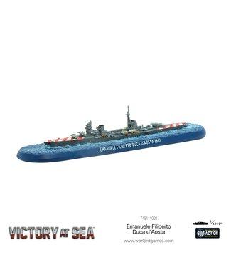 Victory at Sea Emanuele Filiberto Duca d'Aosta