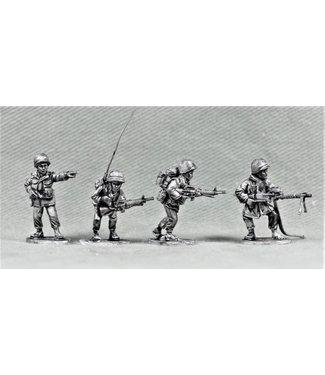 Empress Miniatures ARVN Paratroops (ARVNP1)