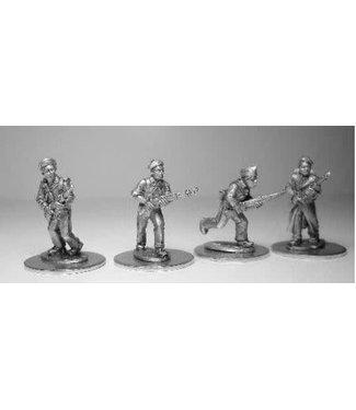 Empress Miniatures Militia Rifles Advancing (MIL1)
