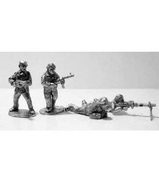 Empress Miniatures Militia LMG/SMG (MIL5)