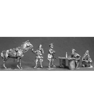 Empress Miniatures Republican Command Group (RCOM1)