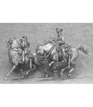 Empress Miniatures Nationalist Cavalry Command (CAV1)