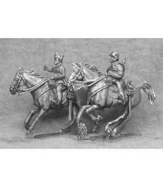 Empress Miniatures Nationalist Cavalry Troopers (CAV2)