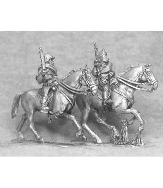 Empress Miniatures Nationalist Cavalry Troopers (CAV3)