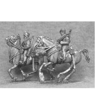 Empress Miniatures Nationalist Cavalry Troopers (CAV5)