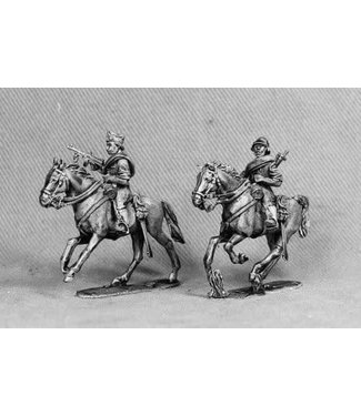 Empress Miniatures Nationalist Cavalry Troopers LMG/SMG (CAV6)