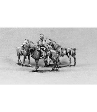 Empress Miniatures Horseholder set (CAV10)