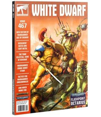 White Dwarf White Dwarf 467