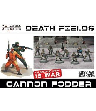 Wargames Atlantic Pre-order: Cannon Fodder