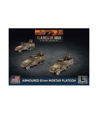 Flames of War M4 81mm Armored Mortar Platoon