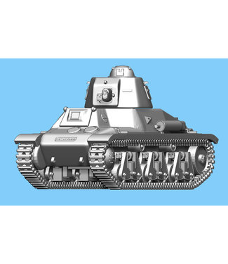 Blitzkrieg Miniatures H35 - 1/56 Scale