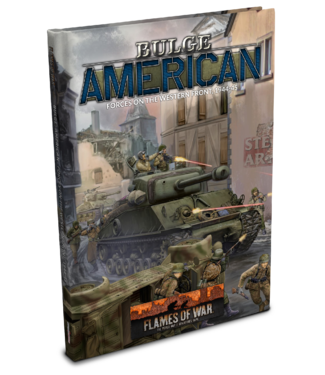 Flames of War Pre-order: Bulge: American (LW 100p A4 HB)