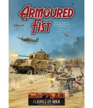 Flames of War Armoured Fist