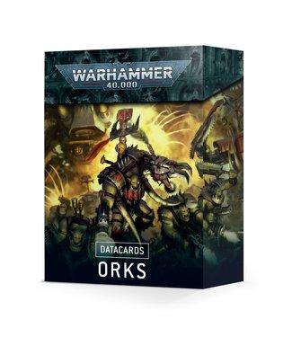 Warhammer 40.000 Datacards: Orks