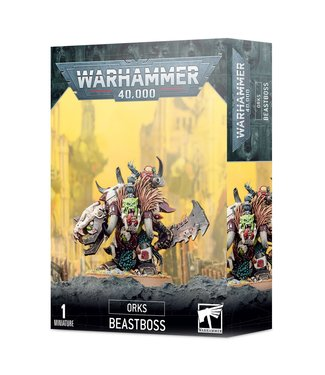Warhammer 40.000 Beastboss