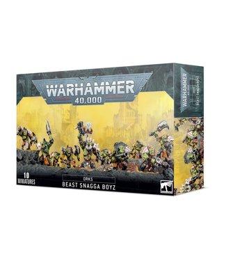 Warhammer 40.000 Beast Snagga Boys