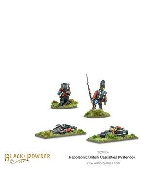 Black Powder Napoleonic British Casualties (Waterloo)