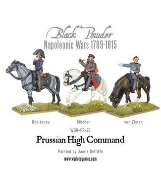 Black Powder Prussian High Command