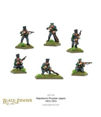 Black Powder Napoleonic Prussian Jägers (1813-15)