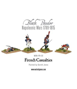 Black Powder Napolenic French Casualties