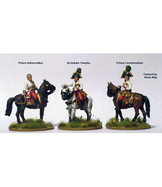 Perry Miniatures Early mounted High Command
