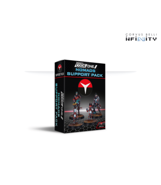 Infinity Pre-order: Nomads Support Pack