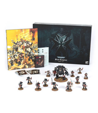 Warhammer 40.000 Pre-order: Black Templars Army Set