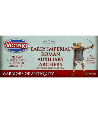 Victrix Early Imperial Roman Auxiliary Archers - Western and Eastern