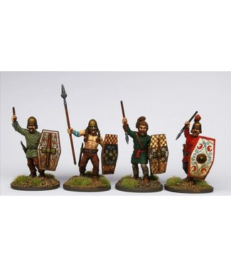 Victrix Unarmoured Gallic Warriors