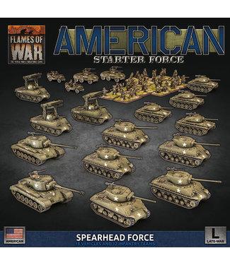 Flames of War Pre-order: Bulge: American Spearhead Force