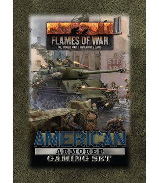 Flames of War Pre-order: American Armoured Tin
