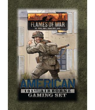 Flames of War Pre-order: 101st Airborne Gaming Set