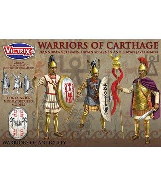 Victrix Warriors of Carthage
