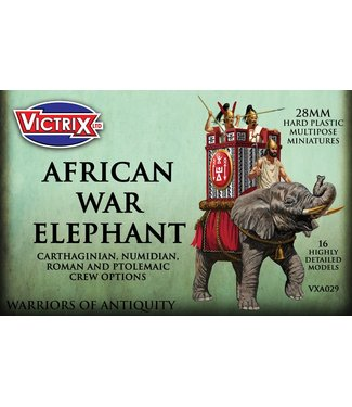 Victrix African War Elephant